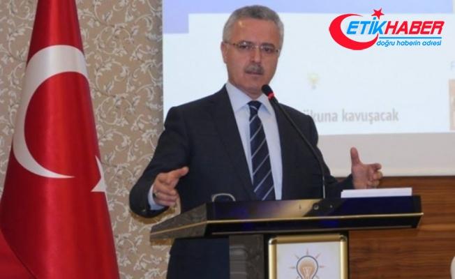AKP'li Ataş: Berberoğlu vatana ihanet ettiği için yargılandı ve ceza aldı