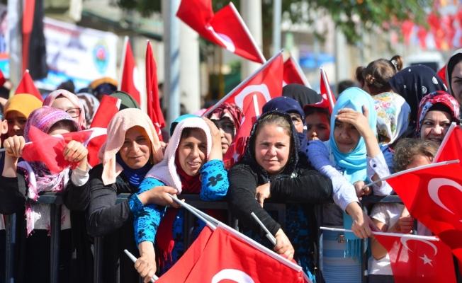 Cumhurbaşkanı Erdoğan Şanlıurfa'da: Bunu Kılıçdaroğlu gibiler bilmiyor, anlamaz