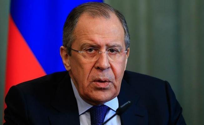 Rusya Dışişleri Bakanı Lavrov: ABD'yi Suriye'nin egemenliğine saygı göstermeye davet ediyoruz