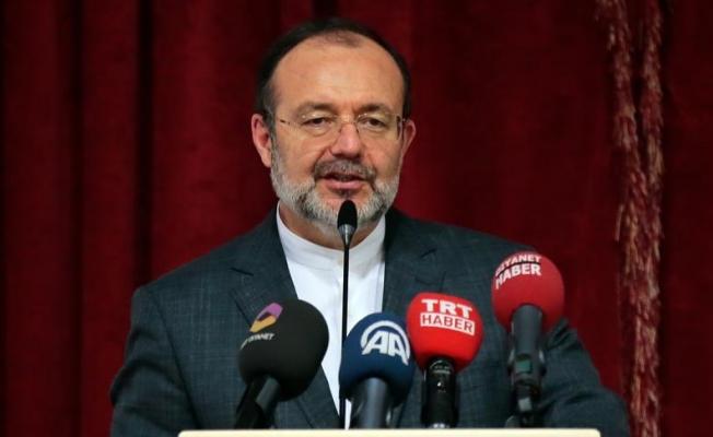 """""""İslam coğrafyasını yeniden barış ve kardeşlik yurdu haline getirmeliyiz"""""""