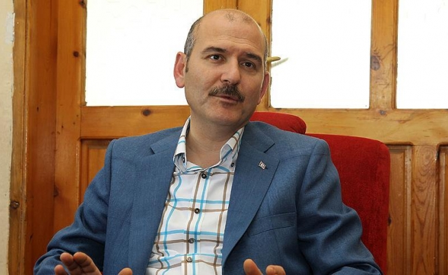 İçişleri Bakanı Soylu, Çukurca'da güvenlik yolunu inceledi