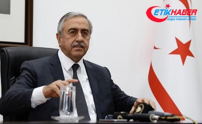KKTC Cumhurbaşkanı Akıncı: KKTC'nin büyük çoğunluğu Türkiye'nin güvencesini şart görüyor