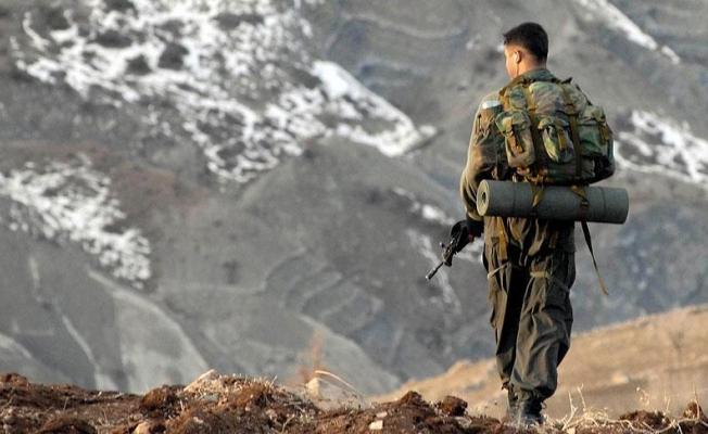Tunceli'de 2 askerimiz kazaen yaralandı