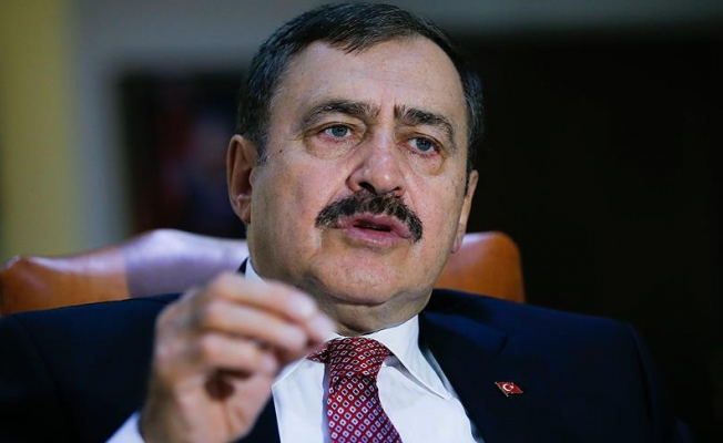 Bakan Eroğlu: Yılbaşından bu yana 304 bin fidanı toprakla buluşturduk