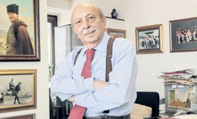 Usta Gazeteci Doğan Heper hayatını kaybetti