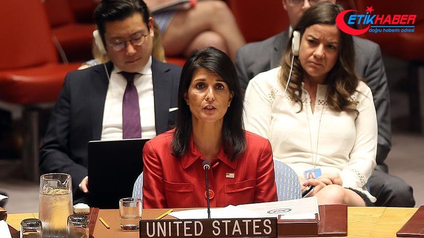 ABD'den Çin'e 'Kuzey Kore' çağrısı