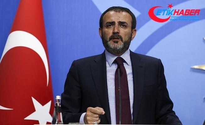 AKP'li Ünal: Kılıçdaroğlu lider değildir ve liderimizin muhatabı da değildir