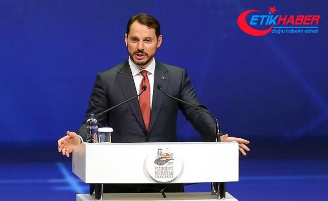 Enerji ve Tabii Kaynaklar Bakanı Albayrak: Dünyanın en büyük enerji gemisi yolda