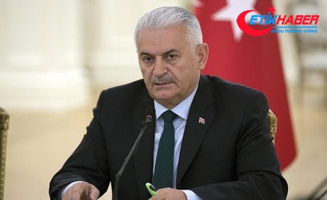 Başbakan Yıldırım, Başpehlivan Balaban'ı tebrik etti