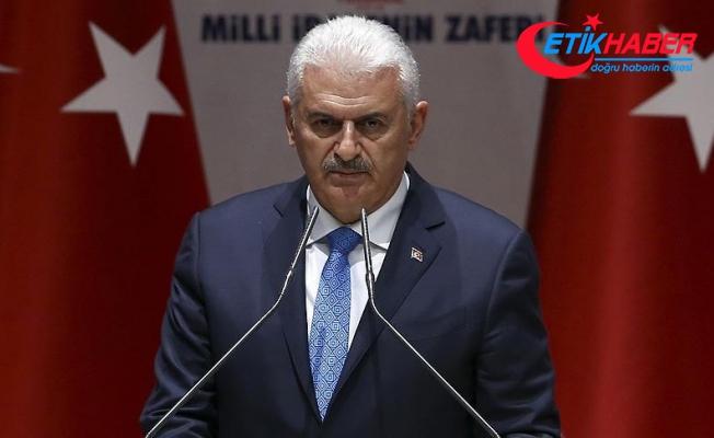 Başbakan Yıldırım: Türkiye'nin geçmişini de kararlılıkla aydınlatacağız