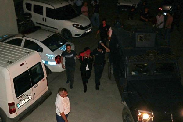 Başkanın korumasına silahlı saldırı soruşturmasında 3 tutuklama