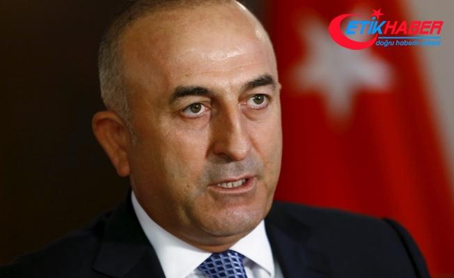 Çavuşoğlu:  Batı Trakya ve Balkanlı vatandaşlarımız da 15 Temmuzda havalimanındaydı