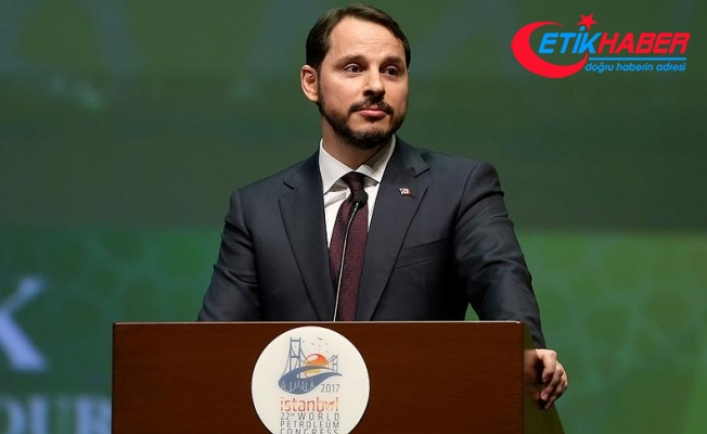 """""""Türkiye, Azerbaycan'ın enerji yatırımlarını büyütmeye devam edecek"""""""