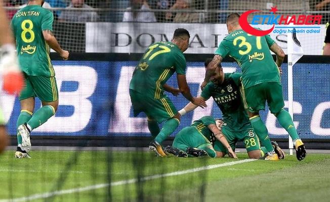 Fenerbahçe-Trabzonspor maçında yasak sürecek