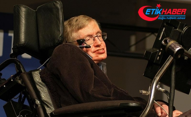 Hawking'den 'Trump Dünya'yı Venüs'e çevirebilir' uyarısı