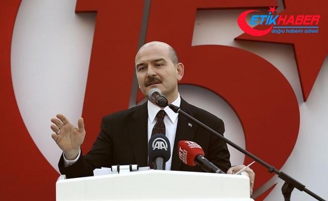 İçişleri Bakanı Soylu: Bu toprakların sahibi biziz, bu millettir