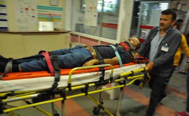 Kastamonu'da otomobil devrildi: 8 yaralı