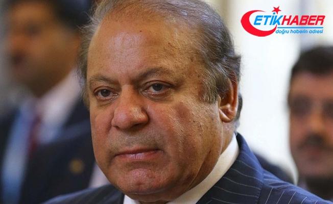 Pakistan Başbakanı Şerif'in görevden uzaklaştırılması kararı