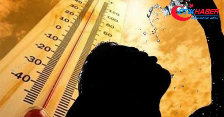 Gümüşhane'de 76 yılın en sıcak günü dün yaşandı