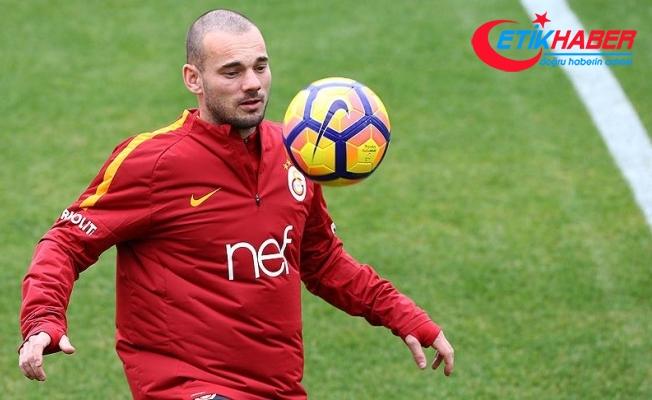 Nice ile Anlaşan Sneijder, Pazartesi Günü Sağlık Kontrolüne Girecek