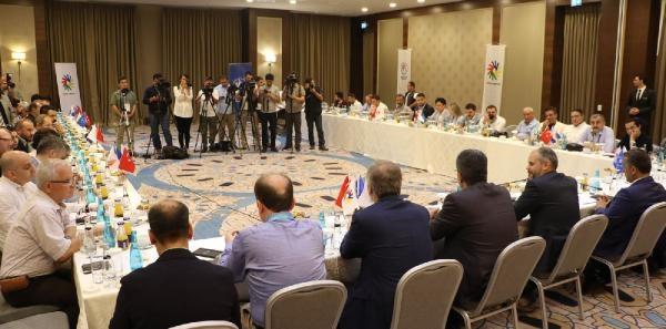 Spor Bakanı Kılıç: Türkiye olarak 294 sporcu ile mücadele edeceğiz