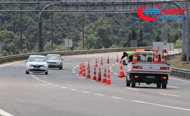 TEM'in Bolu Dağı Tüneli Ankara yönü ulaşıma açıldı