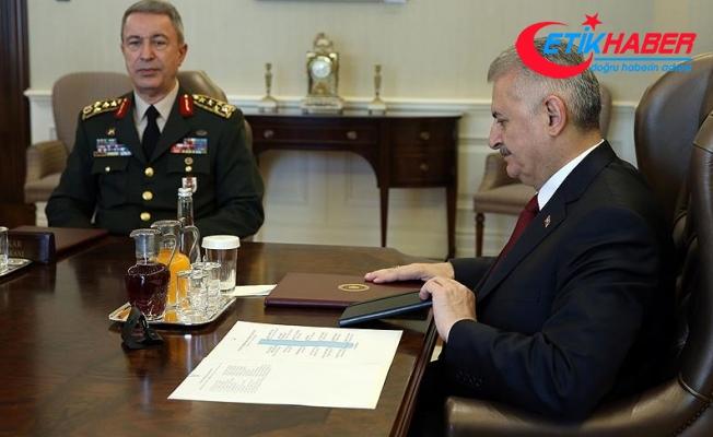 Yüksek Askeri Şura Başbakan Yıldırım başkanlığında 2 Ağustos'ta toplanacak
