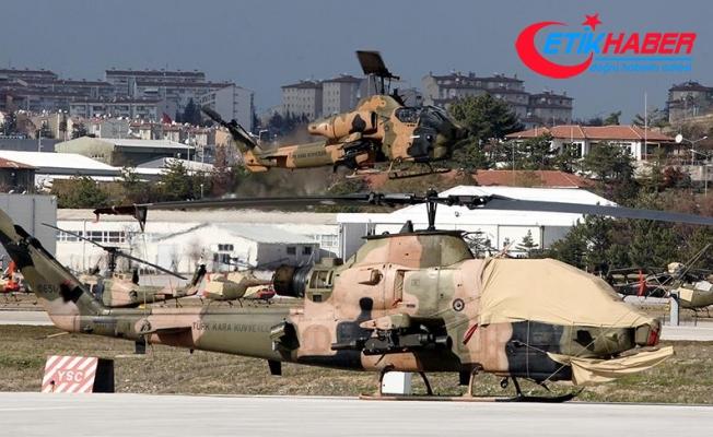15 Temmuz'da Güvercinlik'teki 21 helikopter kullanılmış
