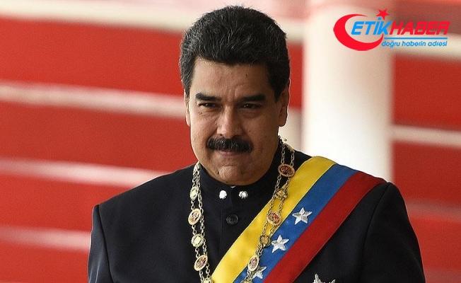 ABD Maduro'yu kara listeye aldı