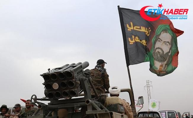 Haşdi Şabi milisleri Telafer'i kuşattı
