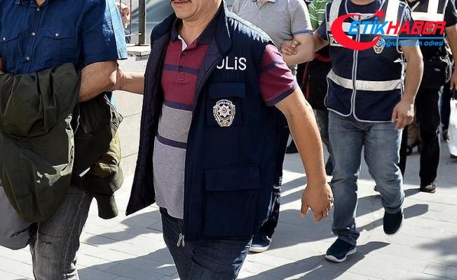 Aksaray merkezli 9 ilde FETÖ operasyonu: 16 gözaltı