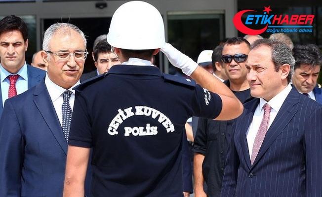 Ankara Emniyet Müdürü Yılmaz göreve başladı
