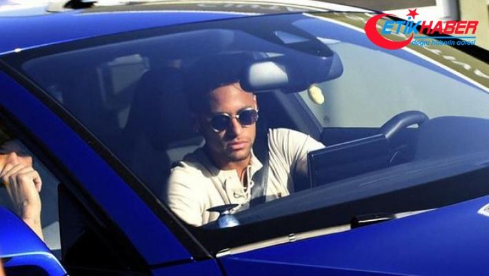 Asrın transferi bitti! Neymar arkadaşlarıyla vedalaştı...