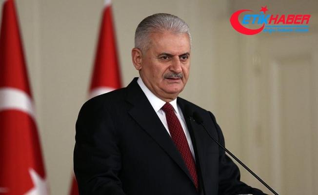 Başbakan Yıldırım'dan Barzani'ye: Hala vakit varken bu yanlıştan dönün