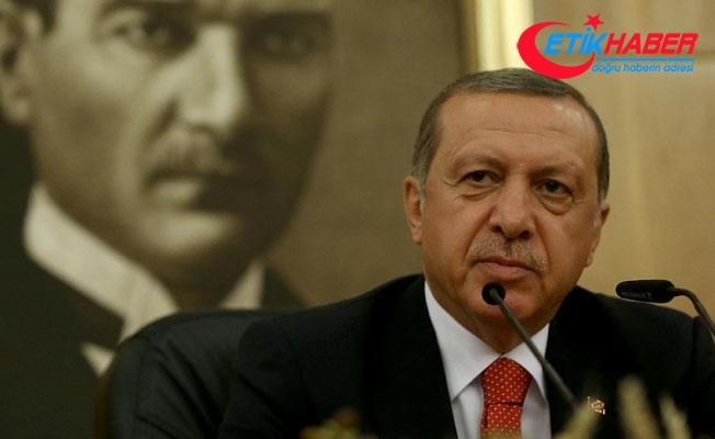 Erdoğan: Askerlikte kırgınlık gibi bir kavram olmaz