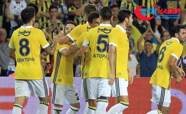 Fenerbahçe Cagliari'yi 1-0 yendi