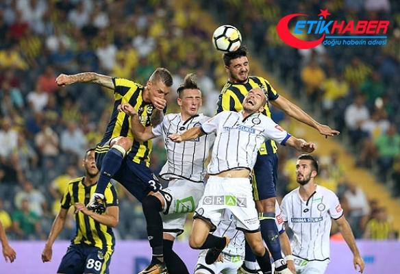 Fenerbahçe'nin rakibi Vardar