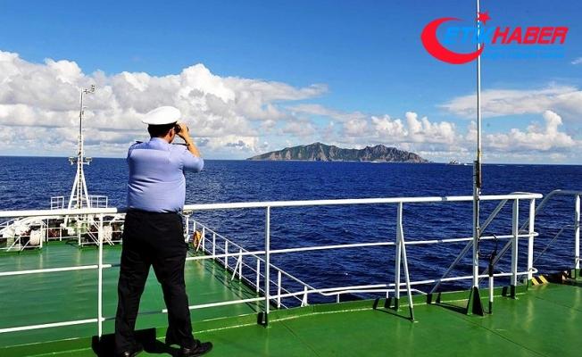 Güney Çin Denizi'nde ABD savaş gemisi
