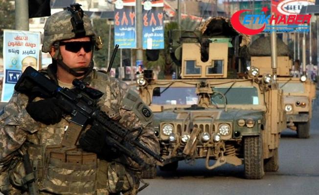 Irak'ın kuzeyinde 2 ABD askeri öldürüldü
