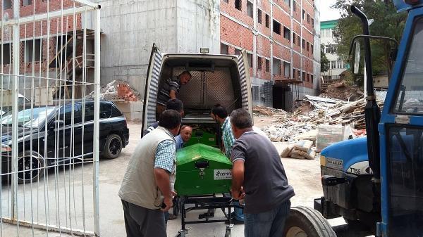 'Karabaş', arazide ölen sahibinin yerini gösterdi