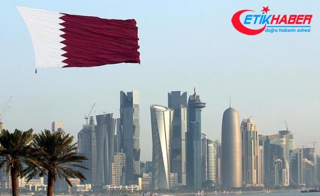 Katar Dışişleri Bakanı Al Sani'den telefon diplomasisi