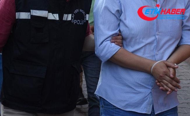 İzmir'de El Nusra operasyonu: 8 gözaltı