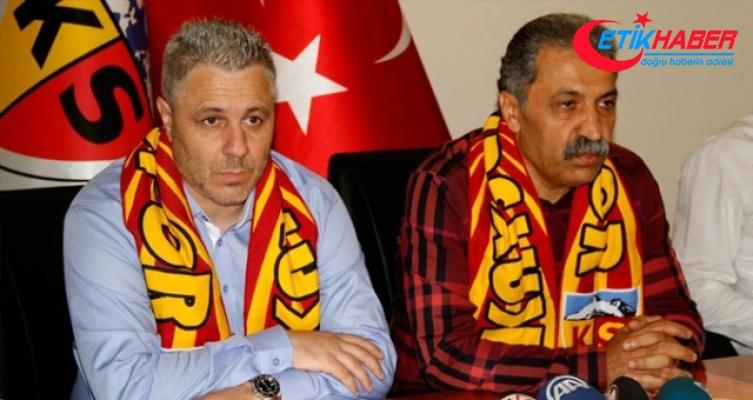 Kayserispor'un Hocası: Komando Gibi Gidip Galatasaraylıları Öldüreceğiz