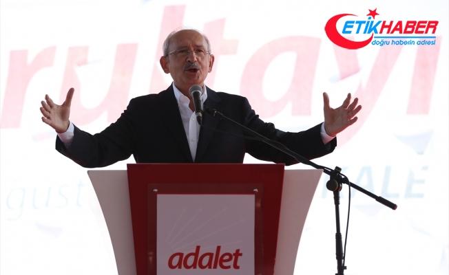 Kılıçdaroğlu: Akıl tutulması var