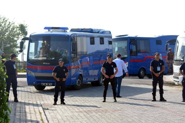 Marmaris suikast davası sanığı: Bizi Yunan helikopteri sanıp vuracaklar diye havalandım