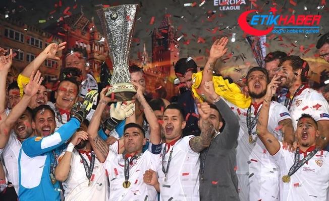 Medipol Başakşehir'in rakibi Sevilla 5 kez UEFA Avrupa Ligi'nde şampiyon oldu