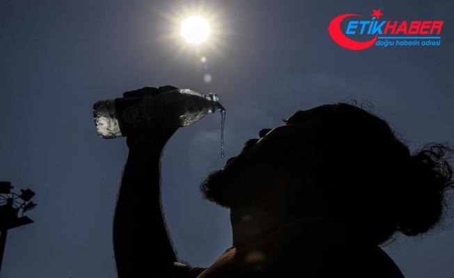 Meteorolojiden 5 il için sıcak hava uyarısı