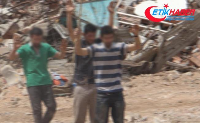 Silopi'de 6 terörist güvenlik güçlerine teslim oldu