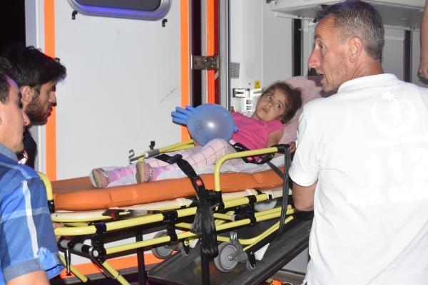 Sivas'ta zincirleme kaza: 2 ölü, 7 yaralı