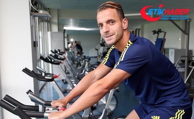 Soldado, resmen Fenerbahçe'de